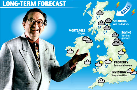 Not another forecast